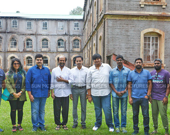 See Pic: Rajinikanth begins shooting for his next film with Karthik Subbaraj in Dehradun