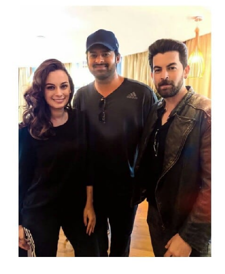 Evelyn Sharma reveals interesting things about her Saaho co-star Prabhas