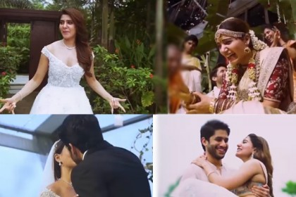 Watch: Samantha Ruth Prabhu and Naga Chaitanya's wedding video will make you believe in fairytale