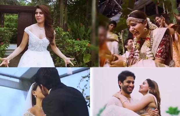 Watch: Samantha Ruth Prabhu and Naga Chaitanya's wedding video will make you believe in fairytale