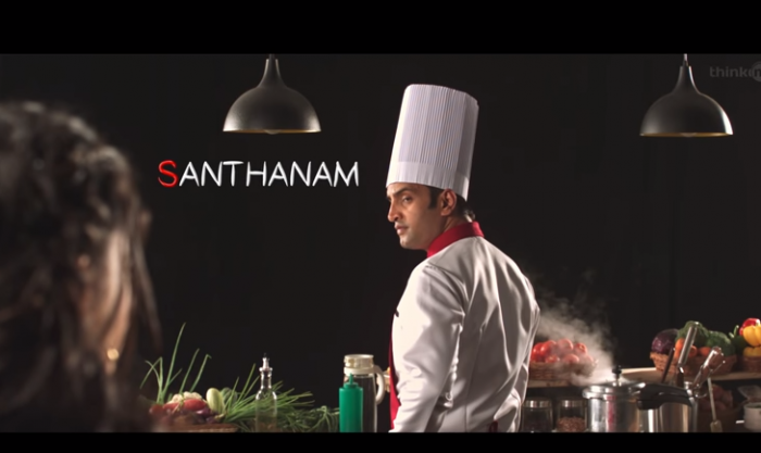 Check the new teaser of Server Sundaram featuring Santhanam
