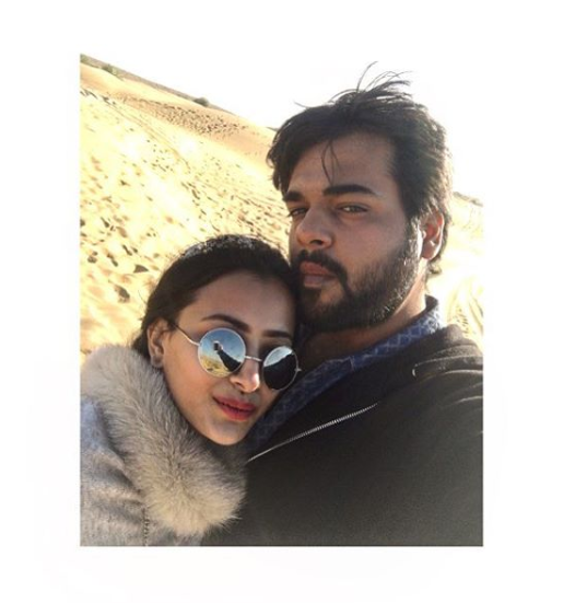 Shweta Basu Prasad is engaged to director Rohit Mittal