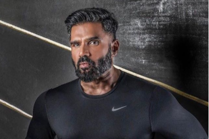 Suniel Shetty reacts to rumours on signing his second Kannada film after Sudeep's Phailwan