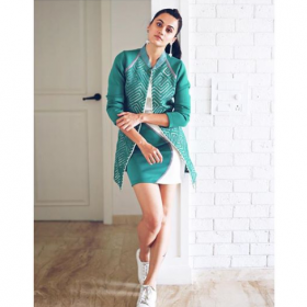 Yay or Nay: Taapsee Pannu in Anand Bhushan