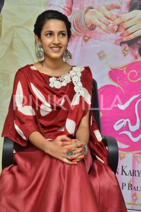 Photos: Niharika Konidela and Sumanth Ashwin promote Happy Wedding in full swing