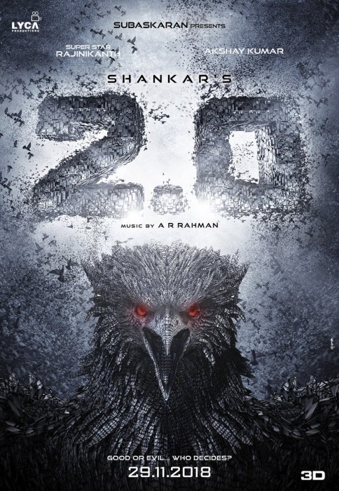 Finally, Rajinikanth and Akshay Kumar starrer 2.0 gets a confirmed release date