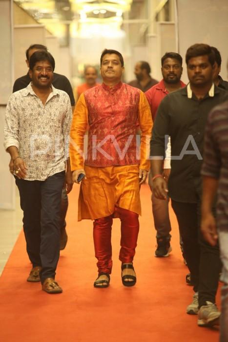 Photos: Raashi Khanna, Nithiin, Prakash Raj and others at Srinivasa Kalyanam audio launch