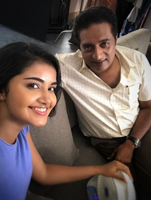 All is not well between Anupama Parameswaran and Prakash Raj? Read to know