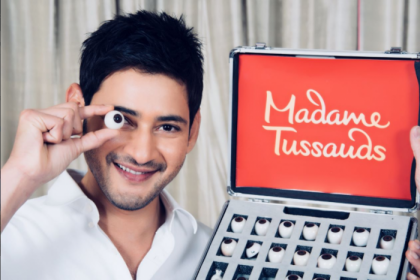 A sneak peek into Mahesh Babu's Madame Tussauds wax statue