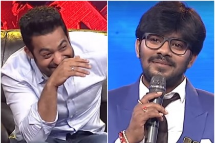 Watch Promo: Jr NTR roasts a contestant on a dance show and it leave you in splits