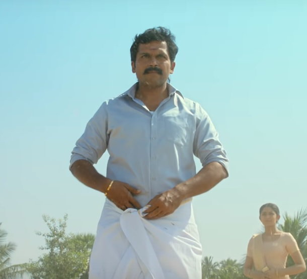 Watch: Trailer of Kadaikutty Singam starring Karthi and Sayyeshaa is out now