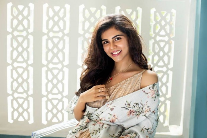 My father was relieved when I pulled off the role in Hello, says Kalyani Priyadarshan