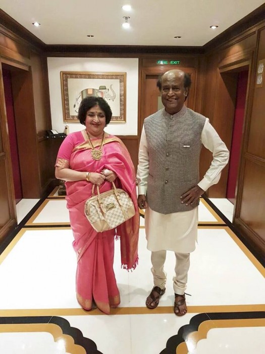 Court pulls up Latha Rajinikanth in Kochadaiiyaan payment row