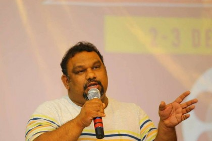 Police bans film critic and former Bigg Boss Telugu contestant Mahesh Kathi from Hyderabad for six months