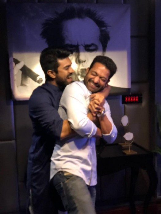 This is what Jr NTR will play in SS Rajamouli's RRR?
