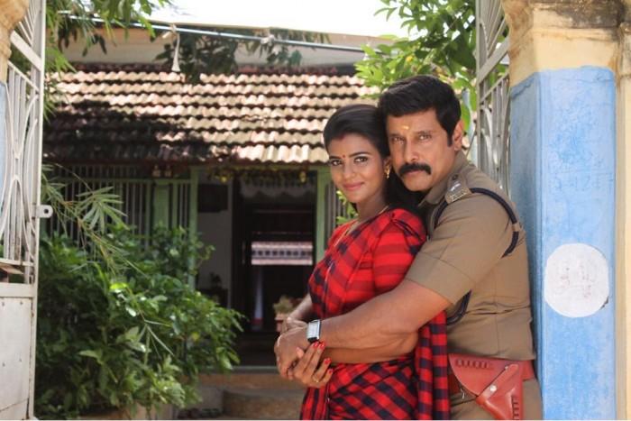 Aishwarya Rajesh replaces Trisha Krishnan in Vikram starrer Saamy Square