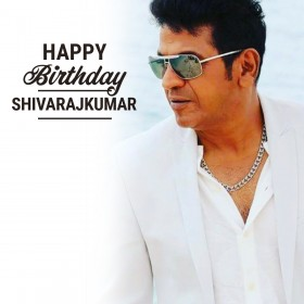 Fans pour in birthday wishes for Shivarajkumar