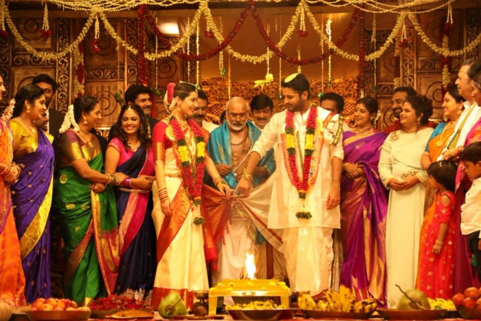 Nithiin and Raashi Khanna starrer Srinivasa Kalyanam release date announced
