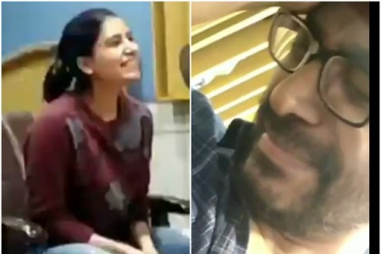 Watch: Director Pawan Kumar's reactions are entertaining as Samantha Akkineni starts dubbing for U-Turn