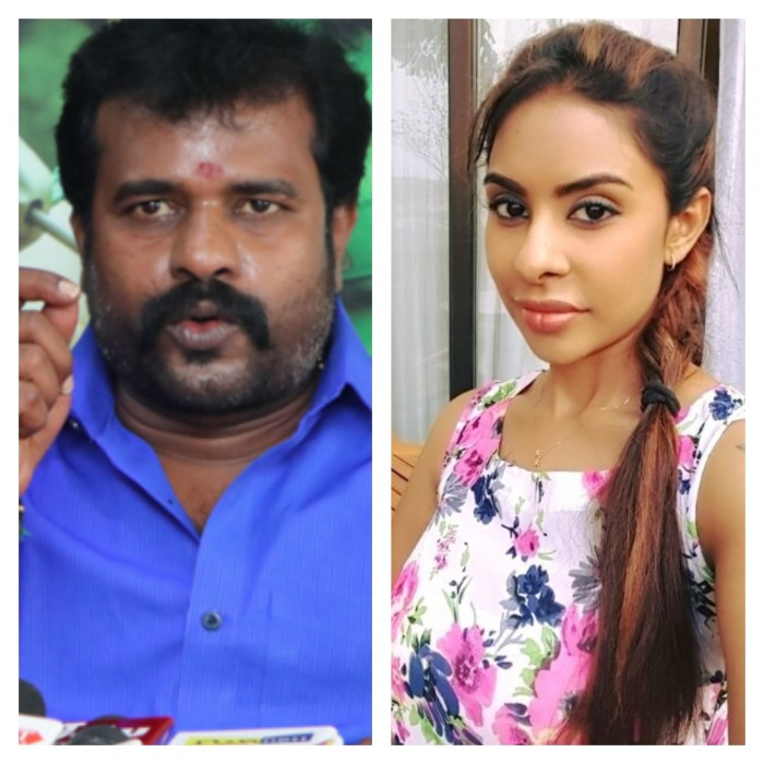 Casting couch row: Sri Reddy hits back at actor-director Varahi