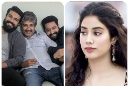 After Dhadak, Janhvi Kapoor to star in SS Rajamouli's next?
