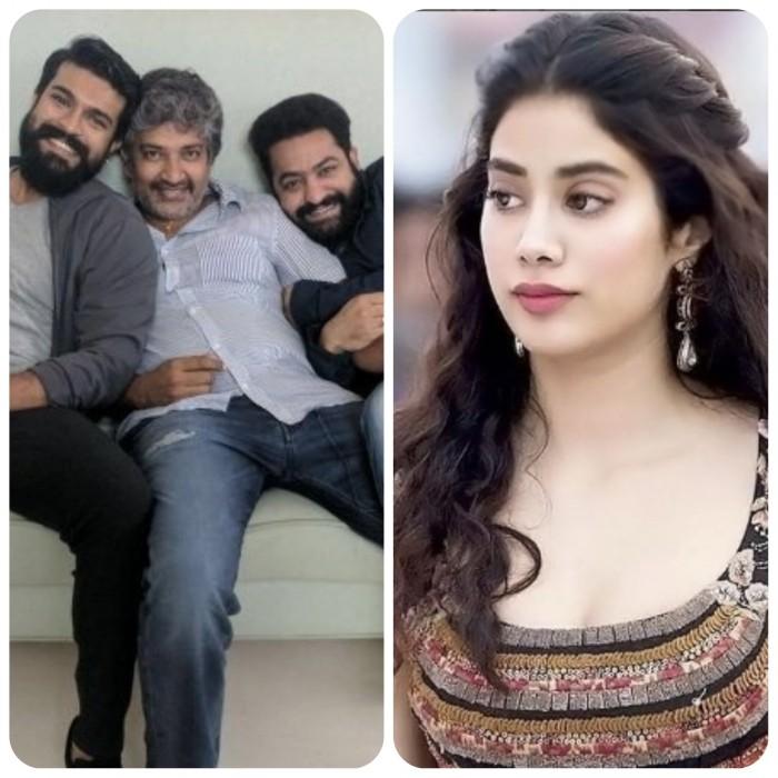 After Dhadak, Janhvi Kapoor to star in SS Rajamouli's next?