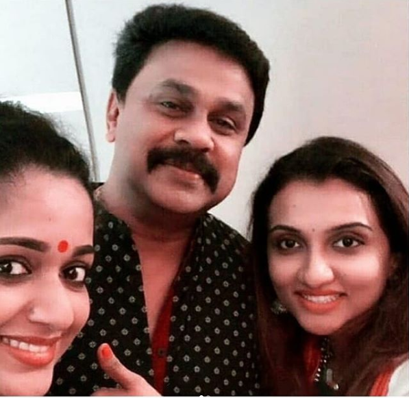 Dileep visits Mumbai with wife Kavya, here's why