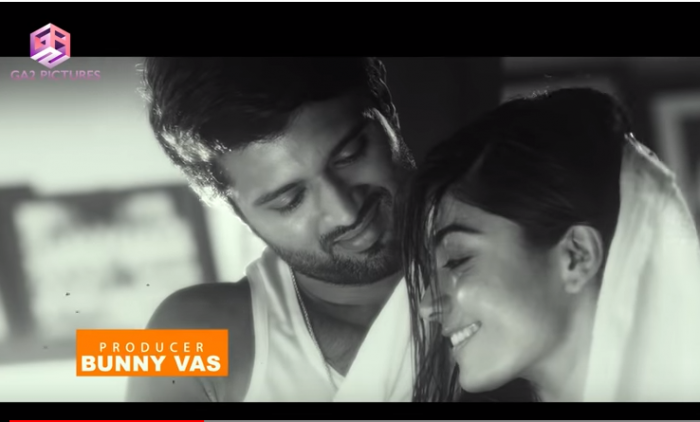 Geetha Govindam teaser starring Vijay Deverakonda and Rashmika Mandanna is unmissable