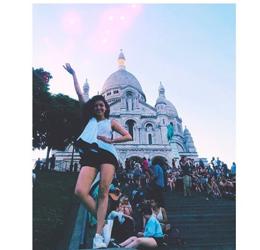 Paris Paris: Kajal Aggarwal is living it up on her vacation