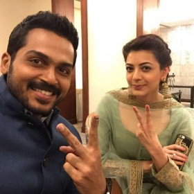 Karthi: I desperately came back from the USA as I felt my joy and life in family and relatives here