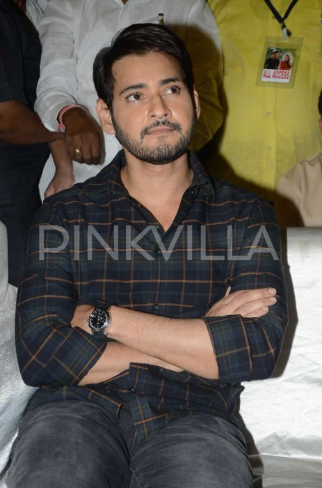 Is Mahesh Babu being superstitious?