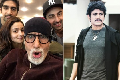 Akkineni Nagarjuna returns to Bollywood, joins Ranbir Kapoor, Amitabh Bachchan in Brahmastra