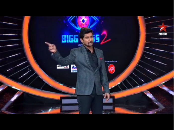 Bigg Boss Telugu 2: Nuthan Naidu, Shyamala make wildcard entry inside the house