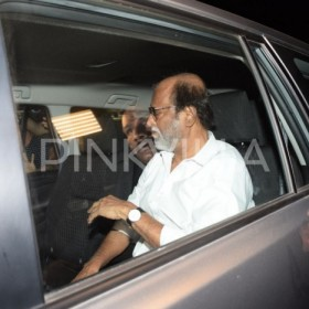 Video: Rajinikanth fans create a frenzy at Chennai airport as he returns from Dehradun