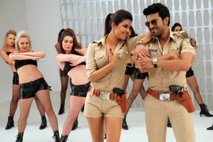 Ram Charan heaps praise on Bollywood actress Priyanka Chopra