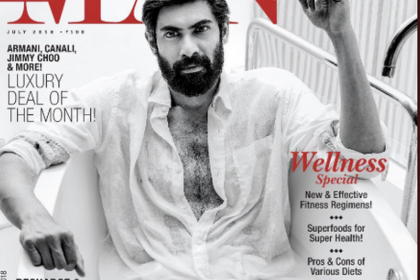 Rana Daggubati's latest look is sure to swoop you off your feet