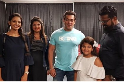 Rambha reunites with her Judwaa co-star Salman Khan-