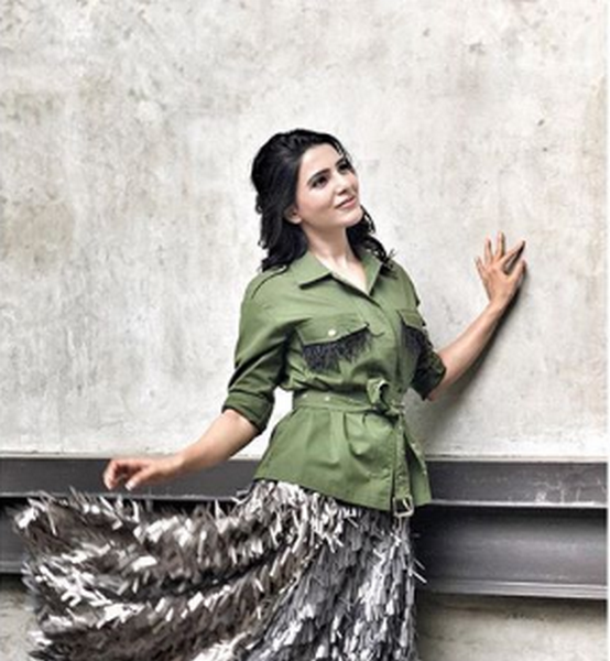 Yay or Nay: Samantha Akkineni in Shweta Kapur