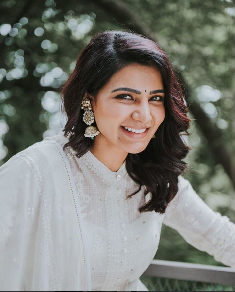 Yay or Nay: Samantha Akkineni in Sahil Kochar