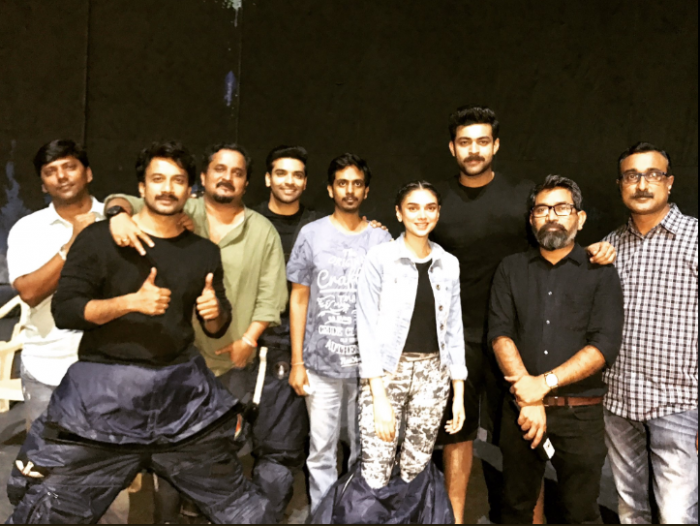 Confirmed! Here's when Varun Tej and Sankalp Reddy's space drama will release