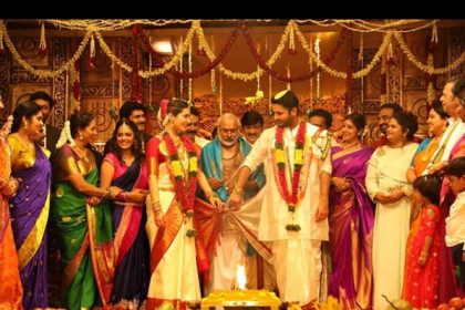 Overseas rights of Nithiin starrer Srinivasa Kalyanam sold for this impressive amount?