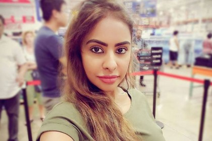Police complaint filed against Sri Reddy