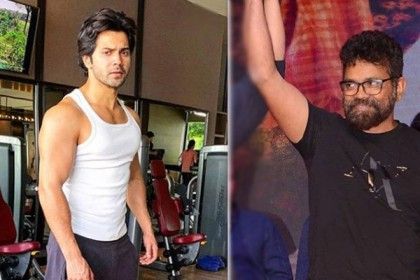 Bollywood actor Varun Dhawan in Sukumar's next?