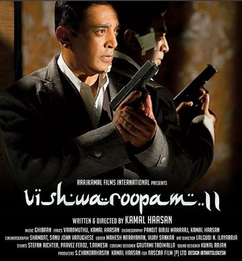Vishwaroopam 2: Kamal Haasan looks terrific as a RAW agent in these new stills