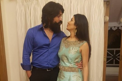 Kannada actor Yash announces wife Radhika's pregnancy in the most adorable way