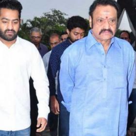 NT Rama Rao's son Nandamuri Harikrishna dies in road accident
