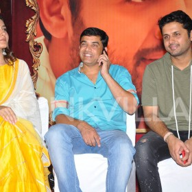 Photos: Nithiin and Raashi Khanna promote Srinivasa Kalyanam in style