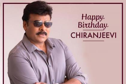 Birthday Special: From a common man to Megastar, here's a look at Chiranjeevi's unbeatable journey