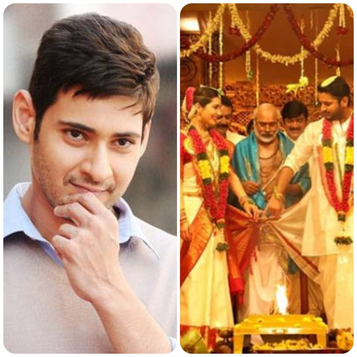 Mahesh Babu to launch Nithiin and Raashi Khanna starrer Srinivasa Kalyanam trailer?