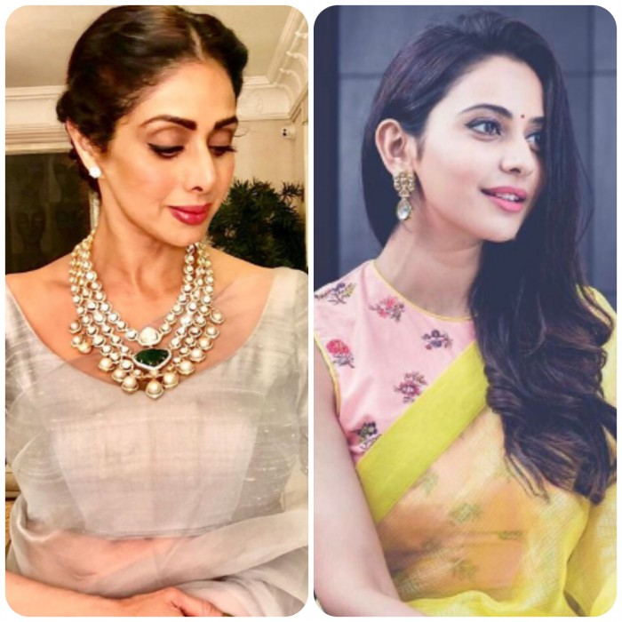 Not Kangana Ranaut or Shraddha Kapoor, Rakul Preet to play Sridevi in NTR biopic